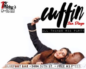 CUFFIN' ALL THANGS RNB PARTY