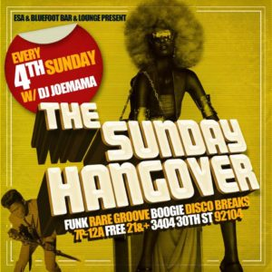 The Sunday Hangover